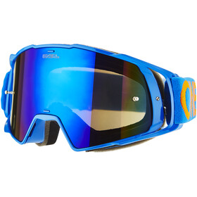 ONeal B-20 Goggle FLAT blue/orange